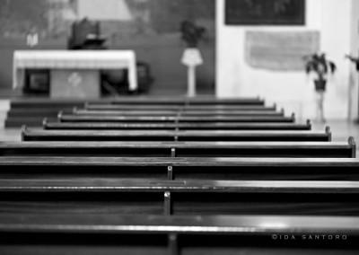 Chiesa di San Paolo, Brindisi. Immagini scattate nel luglio 2011.