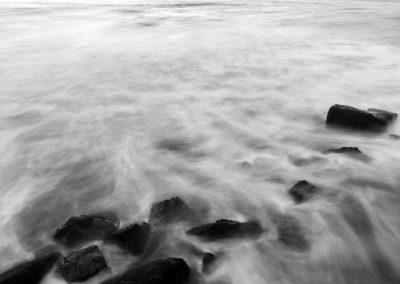 il mare d'inverno